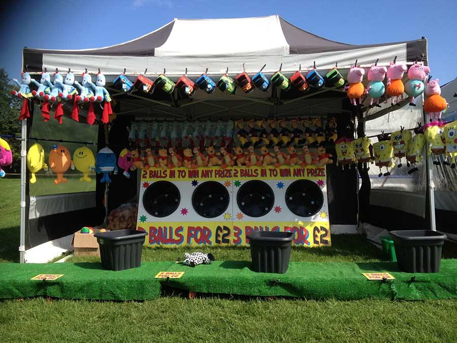 London gambling fair