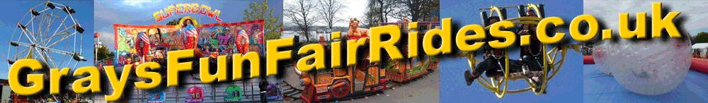 Grays Fun Fair Rides Hire